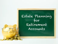 Estate Planning Tips for IRAs & 401(k)s